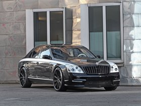 Ver foto 3 de Maybach 57S by Knight Luxury 2014