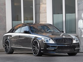 Ver foto 2 de Maybach 57S by Knight Luxury 2014