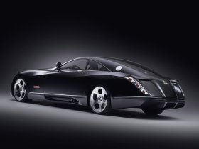 Ver foto 2 de Maybach Exelero Concept 2005