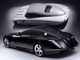 Ver foto 10 de Maybach Exelero Concept 2005