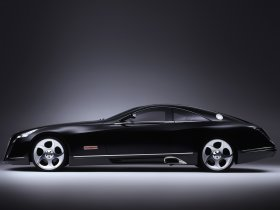 Ver foto 6 de Maybach Exelero Concept 2005