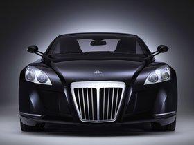 Ver foto 10 de Maybach Exelero Concept Fulda Tires High Speed Test Car 2005