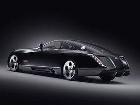 Ver foto 8 de Maybach Exelero Concept Fulda Tires High Speed Test Car 2005