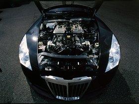 Ver foto 6 de Maybach Exelero Concept Fulda Tires High Speed Test Car 2005