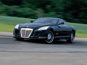 Ver foto 5 de Maybach Exelero Concept Fulda Tires High Speed Test Car 2005