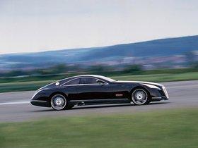 Ver foto 4 de Maybach Exelero Concept Fulda Tires High Speed Test Car 2005
