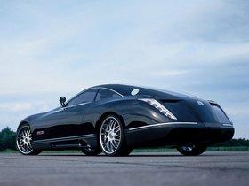 Ver foto 3 de Maybach Exelero Concept Fulda Tires High Speed Test Car 2005