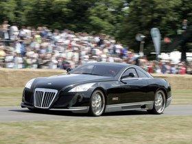 Ver foto 2 de Maybach Exelero Concept Fulda Tires High Speed Test Car 2005