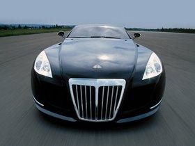 Ver foto 1 de Maybach Exelero Concept Fulda Tires High Speed Test Car 2005