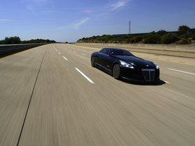 Ver foto 14 de Maybach Exelero Concept Fulda Tires High Speed Test Car 2005