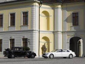 Ver foto 4 de Maybach Landaulet Concept 2007