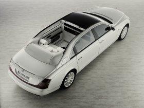 Ver foto 8 de Maybach Landaulet Concept 2007