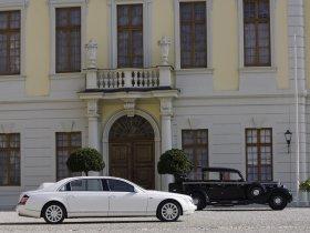 Ver foto 6 de Maybach Landaulet Concept 2007