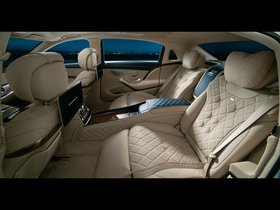 Ver foto 21 de Mercedes Maybach S 650 X222 2017