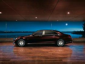 Ver foto 18 de Mercedes Maybach S 650 X222 2017