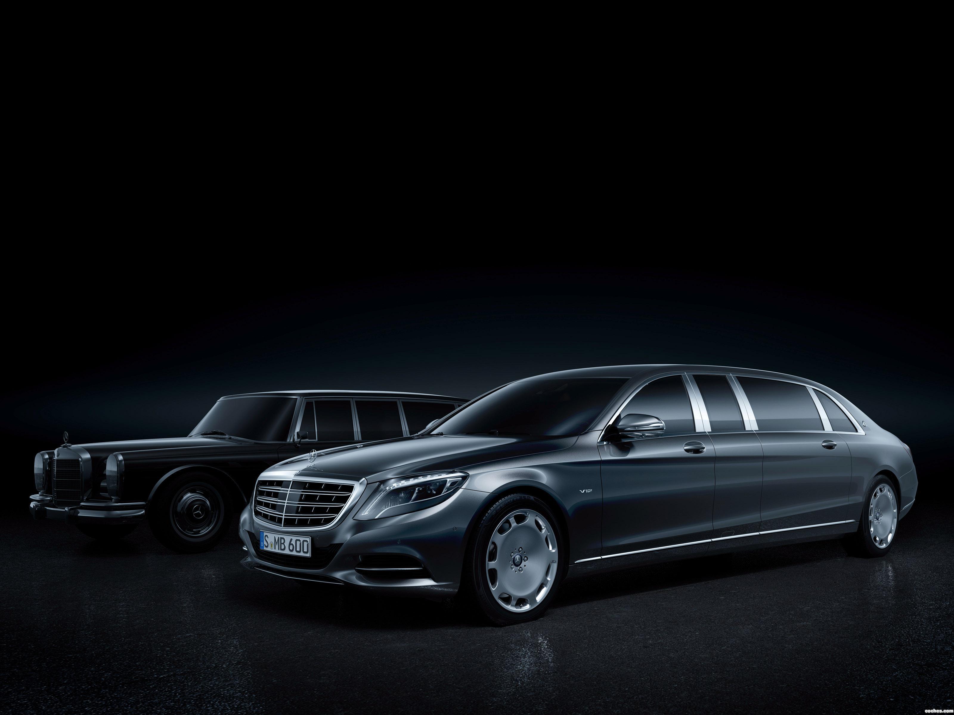 Foto 0 de Mercedes Maybach Clase S Pullman 2015