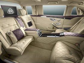 Ver foto 3 de Mercedes Maybach Clase S Pullman 2015