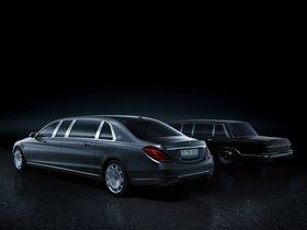 Ver foto 2 de Mercedes Maybach Clase S Pullman 2015