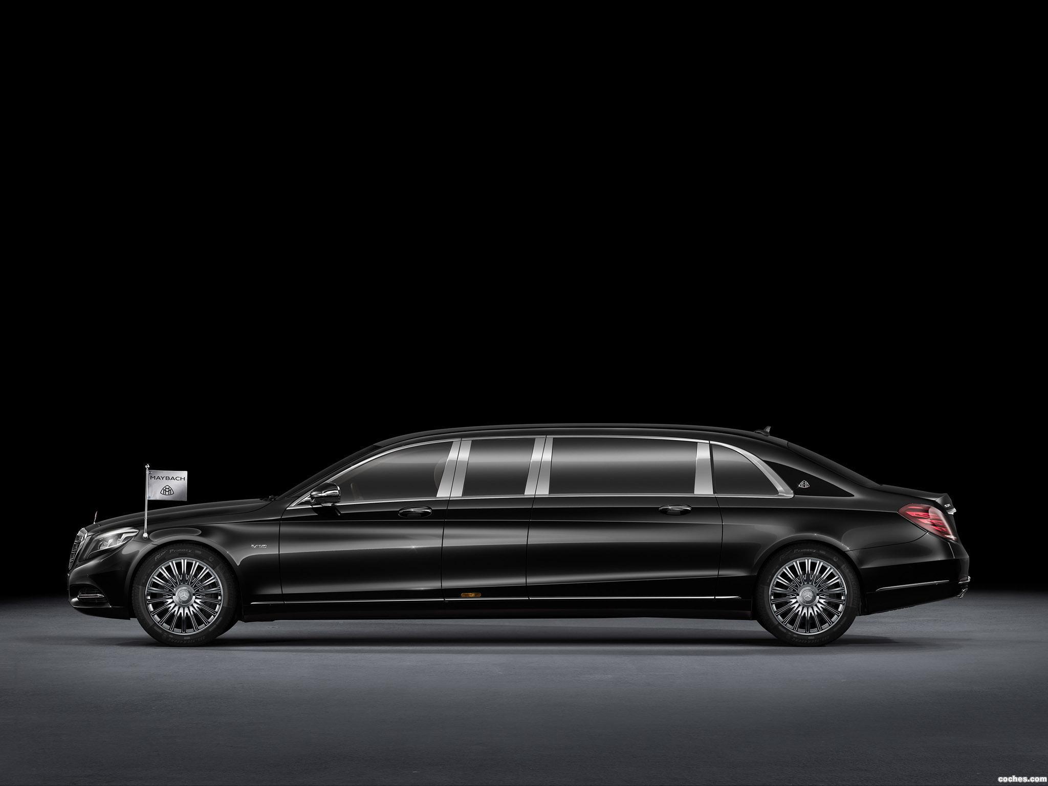 Foto 3 de Mercedes Maybach Clase S S600 Pullman 2015