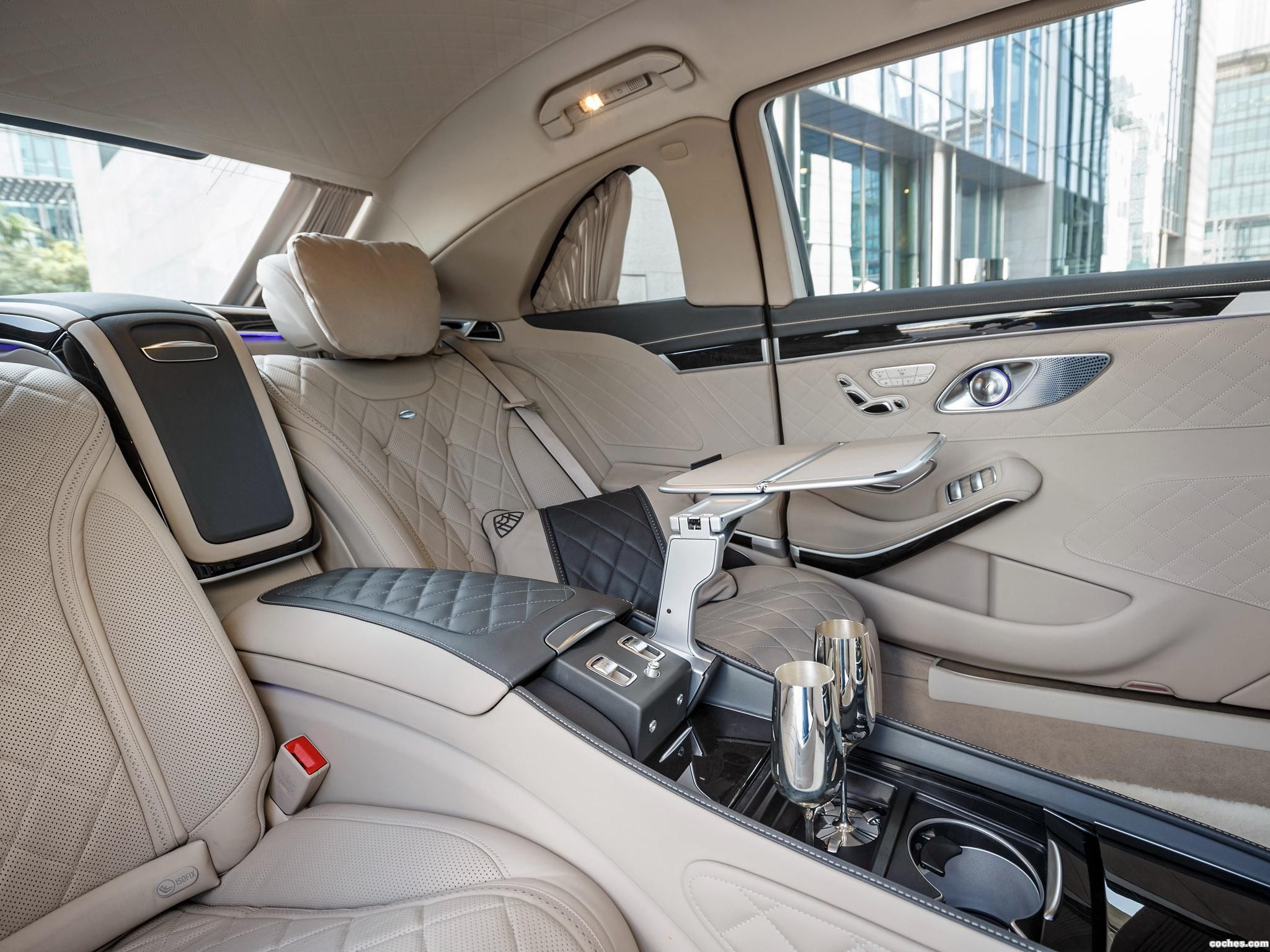 Foto 23 de Mercedes Maybach Clase S S600 Pullman 2015