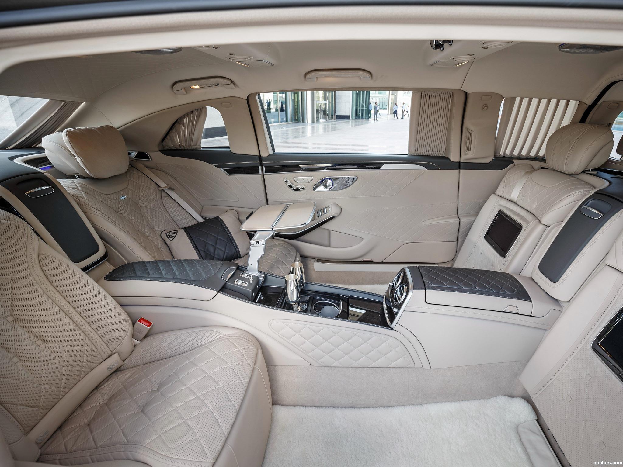 Foto 21 de Mercedes Maybach Clase S S600 Pullman 2015