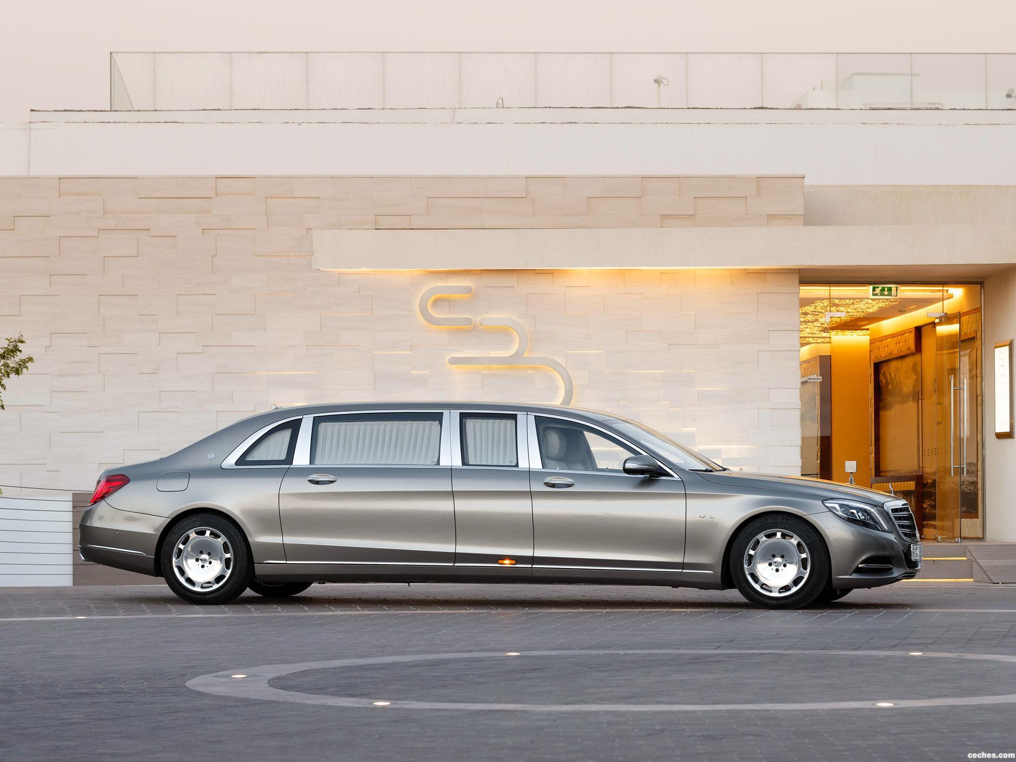 Foto 20 de Mercedes Maybach Clase S S600 Pullman 2015