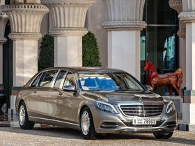Ver foto 19 de Mercedes Maybach Clase S S600 Pullman 2015