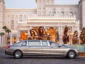 Ver foto 18 de Mercedes Maybach Clase S S600 Pullman 2015