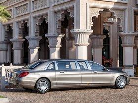 Ver foto 17 de Mercedes Maybach Clase S S600 Pullman 2015