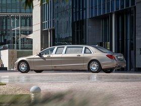 Ver foto 15 de Mercedes Maybach Clase S S600 Pullman 2015