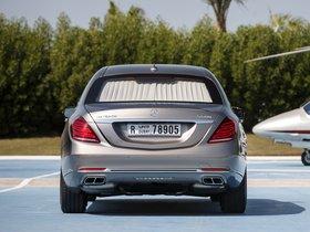 Ver foto 10 de Mercedes Maybach Clase S S600 Pullman 2015