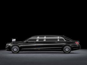 Ver foto 4 de Mercedes Maybach Clase S S600 Pullman 2015