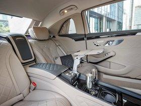Ver foto 24 de Mercedes Maybach Clase S S600 Pullman 2015