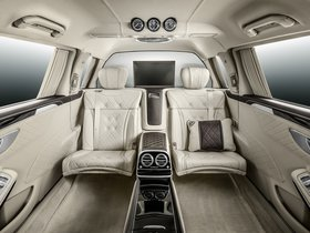 Ver foto 23 de Mercedes Maybach Clase S S600 Pullman 2015