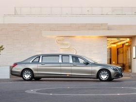 Ver foto 21 de Mercedes Maybach Clase S S600 Pullman 2015