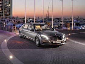 Ver foto 20 de Mercedes Maybach Clase S S600 Pullman 2015