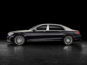 Ver foto 2 de Mercedes Maybach S560 X222 2018