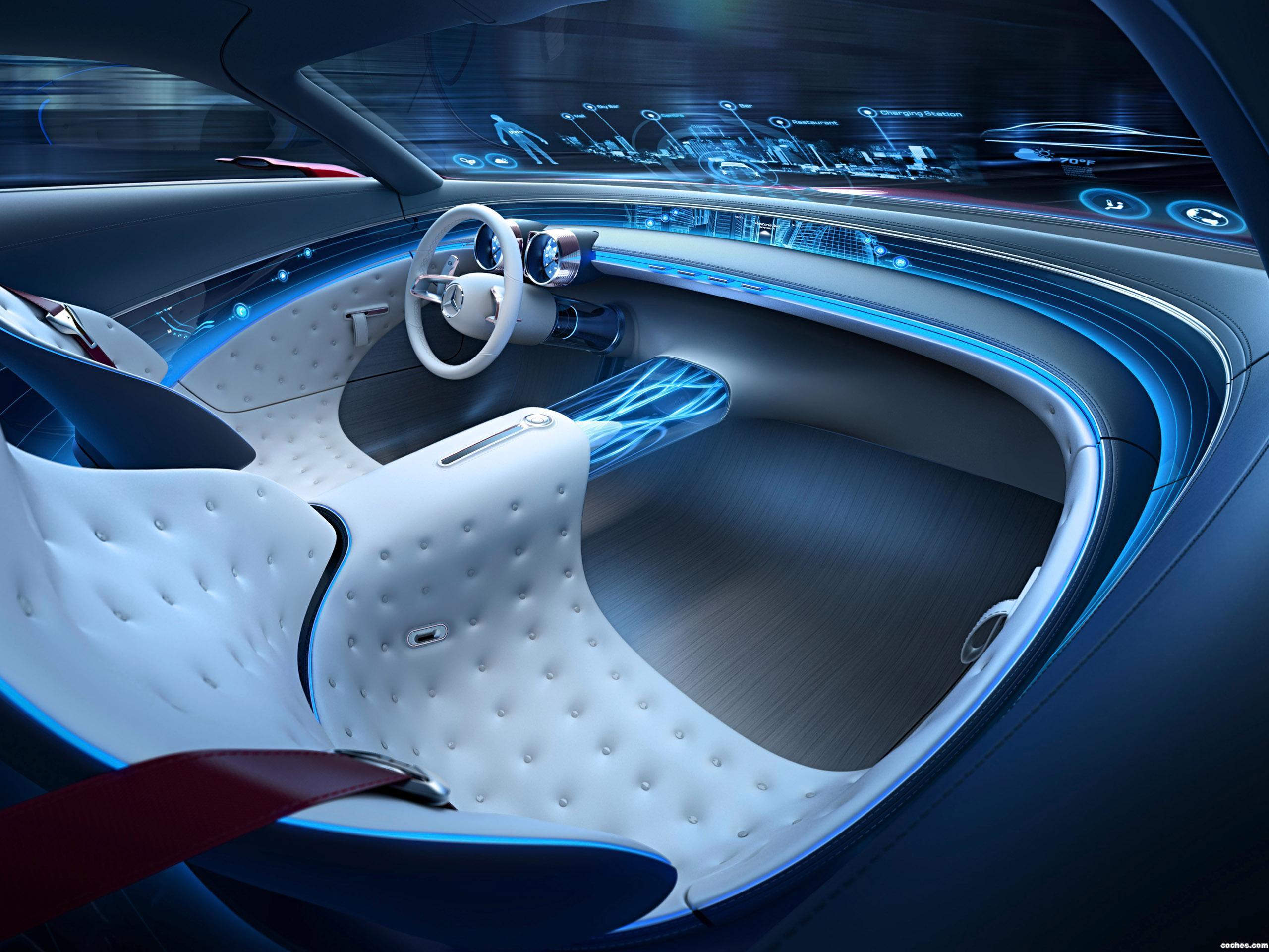 Foto 10 de Mercedes Maybach Vision 6 2016