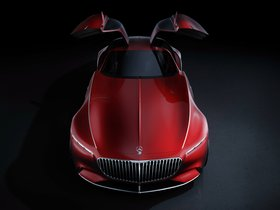 Ver foto 1 de Mercedes Maybach Vision 6 2016
