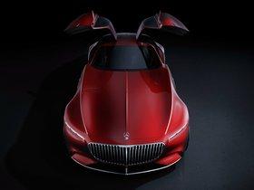 Fotos de Mercedes Maybach Vision 6 2016