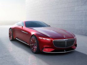 Ver foto 10 de Mercedes Maybach Vision 6 2016