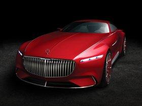 Ver foto 8 de Mercedes Maybach Vision 6 2016