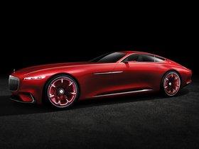 Ver foto 7 de Mercedes Maybach Vision 6 2016
