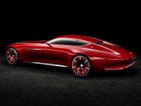 Ver foto 6 de Mercedes Maybach Vision 6 2016