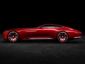 Ver foto 5 de Mercedes Maybach Vision 6 2016