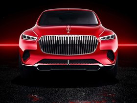 Ver foto 7 de Mercedes Maybach Vision Ultimate Luxury 2018