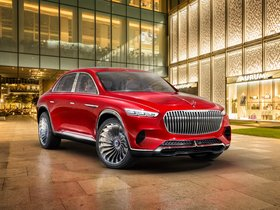 Ver foto 1 de Mercedes Maybach Vision Ultimate Luxury 2018