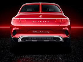 Ver foto 11 de Mercedes Maybach Vision Ultimate Luxury 2018