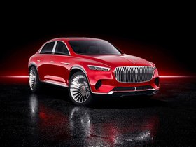 Ver foto 9 de Mercedes Maybach Vision Ultimate Luxury 2018