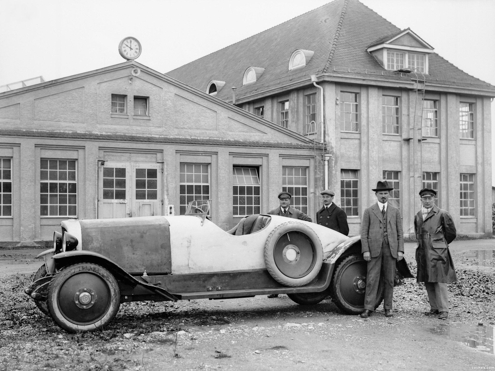 Foto 0 de Maybach W3 1924